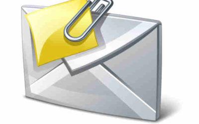 Los archivos adjuntos más peligrosos en la red